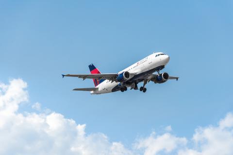 Delta Air Lines A319