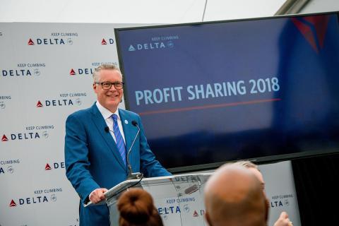 Ed Bastian_2018 Profit Sharing Event