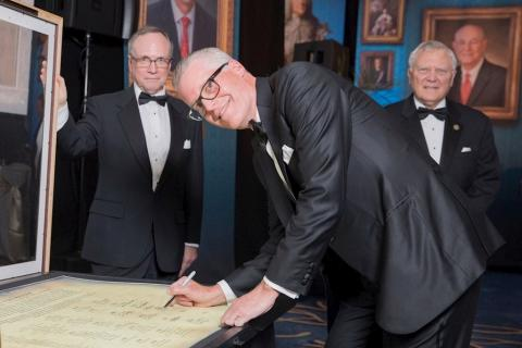 Ed Bastian adds name to Georgia Trustees