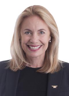 SkyTeam CEO Kristin Colvile