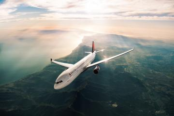A330 from air-to-air shoot