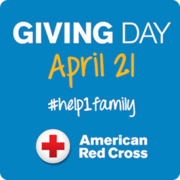 nl 0421 One day to 'Help 1 Family'; American Red Cross hosts Giving Day on April 21_IMAGE.png