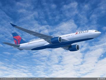 A330-900 rendering