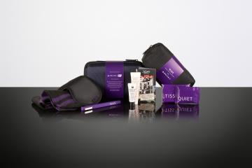 Delta One Tumi kit goes purple for May