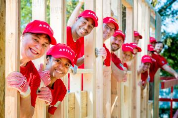Delta Employees to Build Eight Habitat for Humanity Homes in Six Cities Nationwide