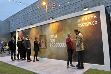 Push For Prosecco London promotion