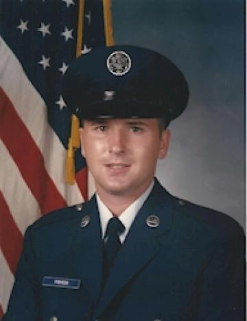 Kurt Robinson in uniform