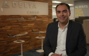 Rafael Figueroa, Managing Director – Cargo Operations and Customer Experience
