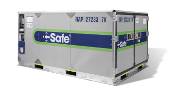 CSafe Rap Container