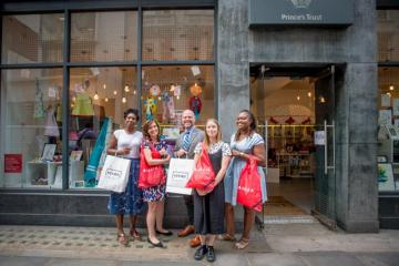 Delta supports young adults in partnership with Young Enterprise and Tomorrow's store in London