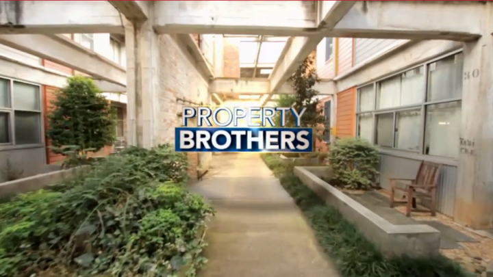 Property Brothers promo