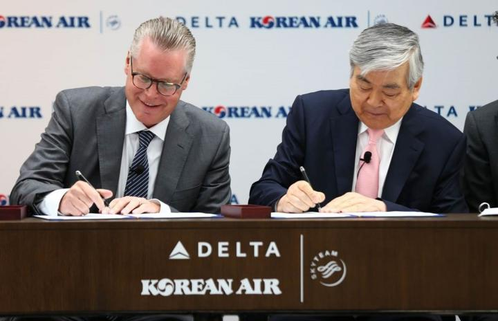 Delta Korean JV2