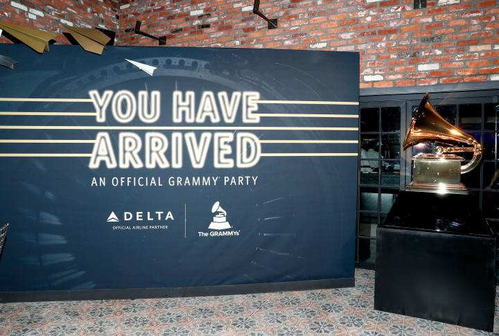 Delta celebrates 10 years as the Official Airline of the GRAMMY Awards