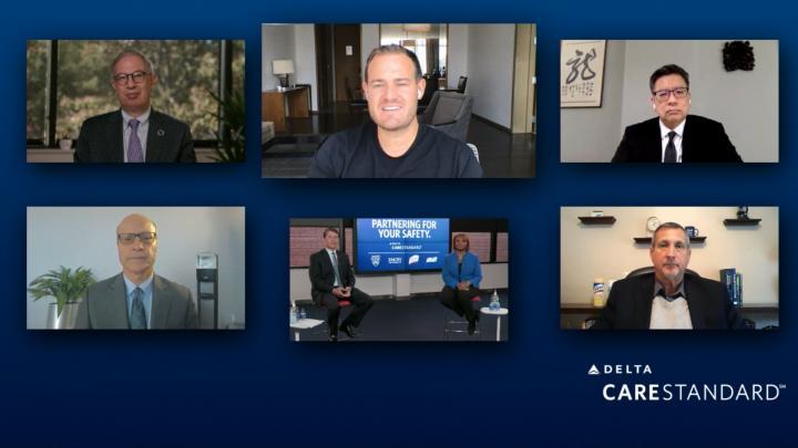Delta CareStandard Partner Panel Image