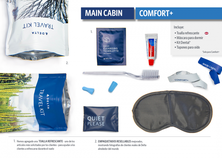 Comfort+ amenity kit_ESP