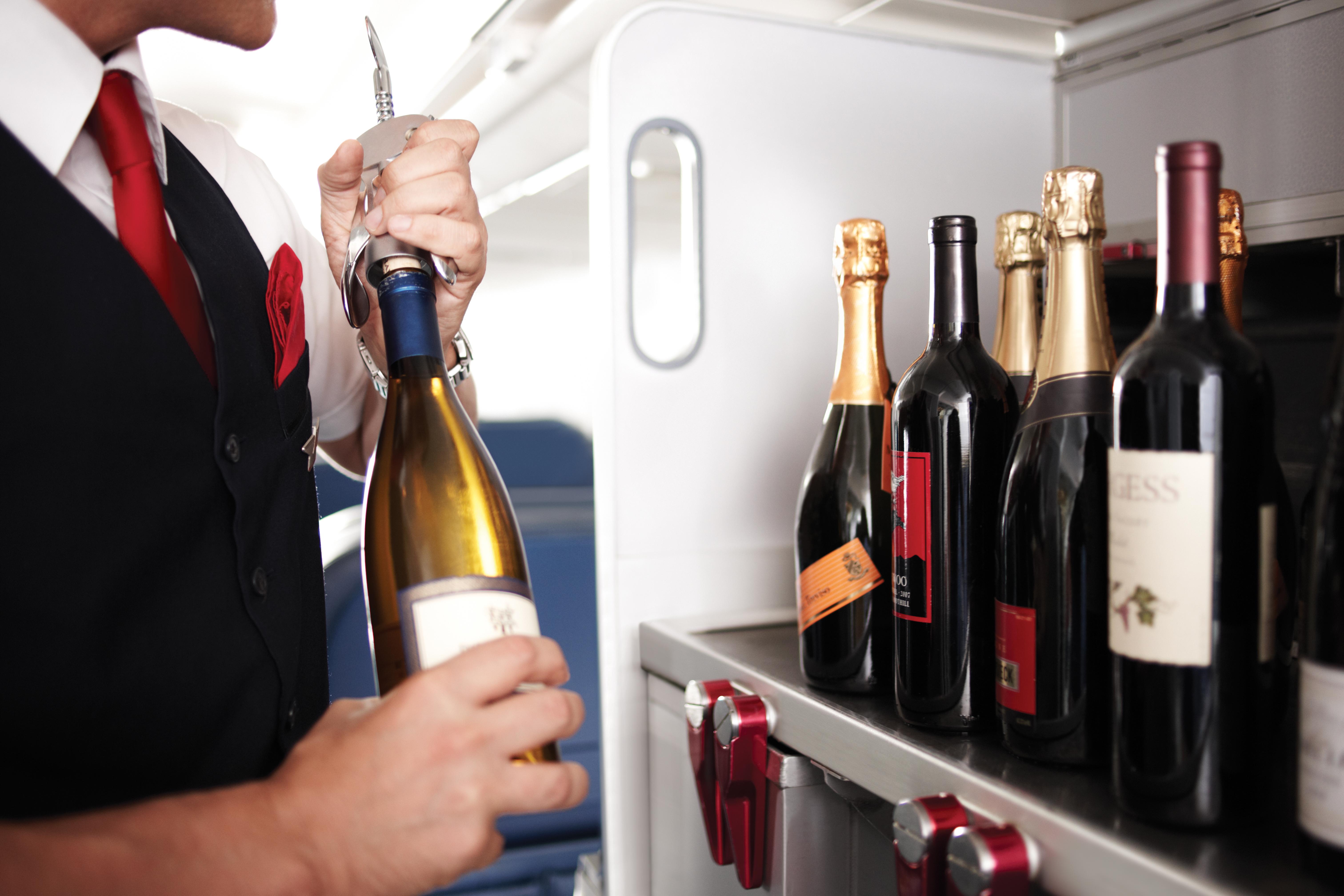wine selection process
